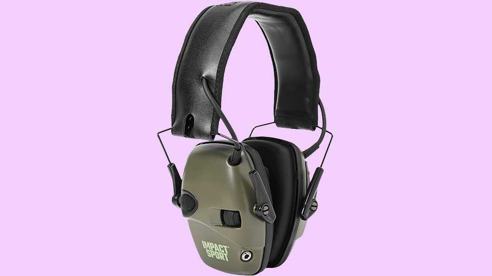 Howard Leight by Honeywell Sound Amplification Electronic Shooting Earmuff