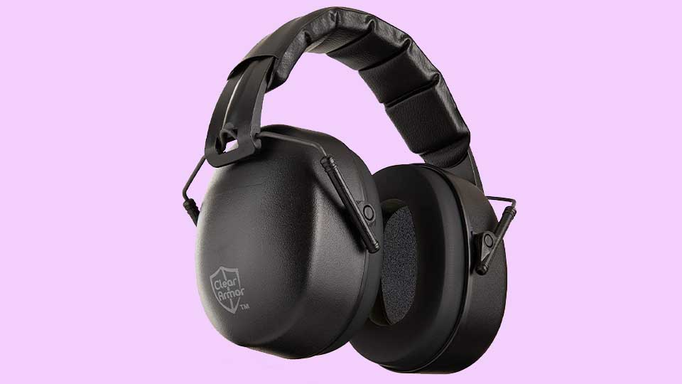 ClearArmor 141001 Hearing Protection Ear Muffs