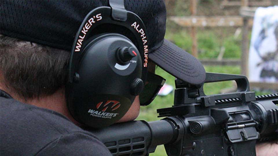 Ear Protection Headphones For Shooting